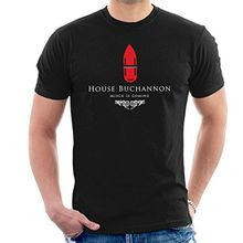 House Buchannon Mitch Is Coming Baywatch Game Of Thrones Men's T-Shirt