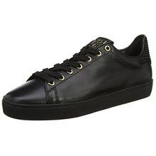 Högl Damen 4-10 0350 0100 Sneaker, Schwarz (Schwarz), 39 EU