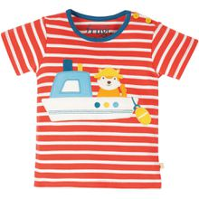 frugi T-Shirt Atlantic