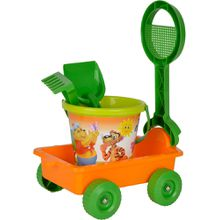 Simba Sandwagen gefüllt