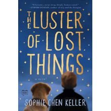 Buch - The Luster of Lost Things