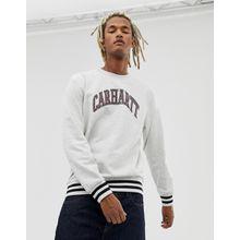 Carhartt WIP - Knowledge - Graues Sweatshirt - Grau