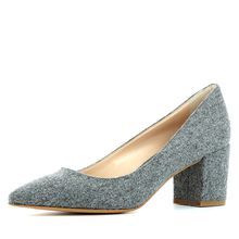 EVITA Damen Pumps ROMINA Klassische Pumps grau Damen