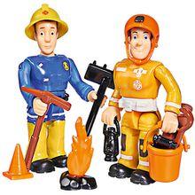 Feuerwehrmann Sam - Figuren Doppelpack Sam+Arnold