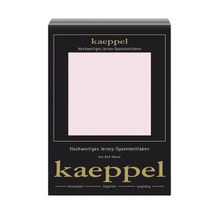 Kaeppel L-016753-03L3-U5KN Jersey Spannbettlaken 200 x 200 cm, rosè