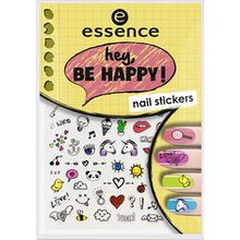 Essence Nägel Accessoires Hey, Be Happy! Nail Stickers Nr. 05 1 Stk.