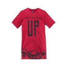 BUFFALO Longshirt rot / schwarz