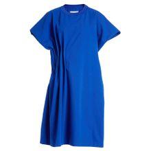 Maison Margiela Asymmetrisches Sweater Dress aus Baumwolle