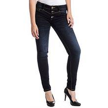 Timezone Damen Slim Jeans New KairinaTZ 16-5523 - 3287, Gr. W30/L32 (Herstellergröße: 30/32), Blau (Noble Blue Wash 3787)