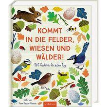 Buch - Kommt in die Felder, Wiesen und Wälder!