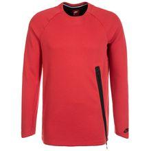 Nike Sportswear Nike Tech Fleece Crew Sweatshirt Herren rot Herren