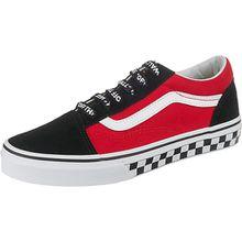 Sneakers Low UY Old Skool  schwarz/rot Jungen Kinder
