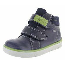 Superfit Bart Kinder Klett-Stiefel Größe 32 Blau (Blau)