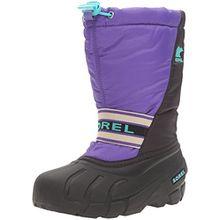 Sorel Unisex-Kinder Youth Cub Schneestiefel, Violett (Purple Arrow, Shark 551Purple Arrow, Shark 551), 39 EU