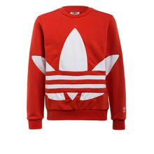 adidas Originals Sweatshirt BIG TREFOIL CREW