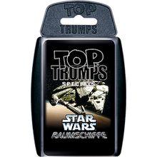 Top Trumps - Star Wars Raumschiffe