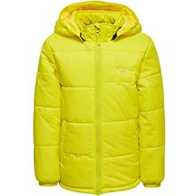 Lego Wear Jungen Jacke Lego Boy Jazz 635-Winterjacke, Gelb (Yellow 215), 122