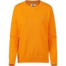 Tommy Jeans Sweatshirt Tommy Classics Sweatshirts gelb Damen