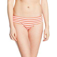 Skiny Damen Hipster Bikinihose Miami Heat/Da. Panty, Gr. 40, Mehrfarbig (grenadine stripe 5973)