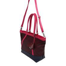 Fritzi aus Preußen Shopper Madison Handtaschen dunkelrot Damen