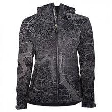 Showers Pass - Women's Odyssey Jacket - Fahrradjacke Gr M;S schwarz/grau