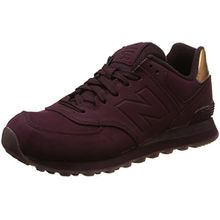 New Balance Damen Sneaker, Violett (Burgundy), 41.5 EU (8 UK)