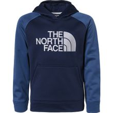 THE NORTH FACE Kapuzenpullover 'Surgent' blau / violettblau / weiß