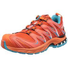 Salomon Damen Bajo Xa Pro 3D GTX W Lava Trail Runnins Sneakers, Orange (Orange), 37 1/3 EU