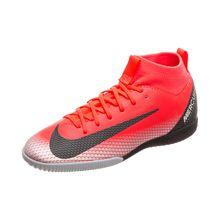 Nike Performance Mercurial SuperflyX VI Academy CR7 Indoor Fußballschuh Kinder rot