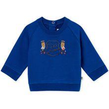 Petit Bateau Sweatshirt - Bären