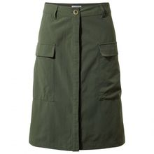 Craghoppers - Women's NosiLife Miro Skirt - Rock Gr 10;8 beige;oliv/schwarz