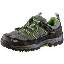 CMP Schuhe 'Kids Rigel Low WP' basaltgrau / schwarz