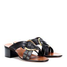 Sandalen Rony aus Leder