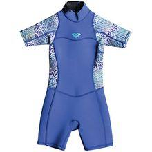 Neoprenanzug TODDLER mit UV-Schutz  blau Mädchen Kleinkinder