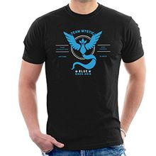 Team Mystic I Choose You Pokemon Men's T-Shirt