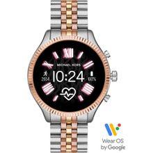 MICHAEL KORS ACCESS LEXINGTON 2, MKT5080 Smartwatch (1,19 Zoll, Wear OS by Google, mit individuell einstellbarem Zifferblatt)