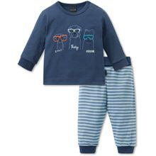 Schiesser zweiteiliger Schlafanzug für Babys - Hunde