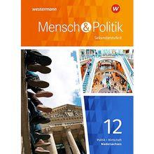 Buch - Mensch und Politik SII - Ausgabe 2018 Niedersachsen