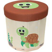 Dimbo world 2 in 1 Aufbewahrungsbox Schildkröte
