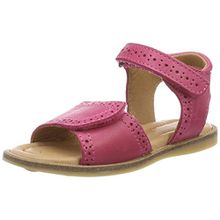 Bisgaard Mädchen 70702118 Riemchensandalen, Pink (Pink), 26 EU
