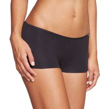 Skiny Damen Panties Essentials Women Low Cut Pant, Gr. 36, Schwarz (7662 BLACK)
