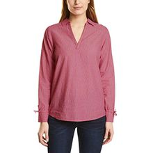 Cecil Damen Bluse 340764, Rot (Salsa Red 21198), Large