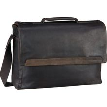 Strellson Aktentasche Camden BriefBag MHF Dark Brown