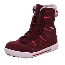 Lowa Kinder Schnuerstiefel Lilly II GTX Mid Stiefel Kinder Outdoorschuhe Rot 350131-3751 Rot 299470