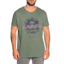 LTB T-Shirt in grün für Herren