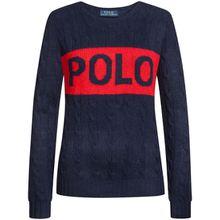 Polo Ralph Lauren Pullover - Blau (L, M, S, XL, XS)