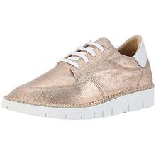 Bronx Damen BX 1246 Bstitchx Sneaker, Pink (Rosegold), 39 EU