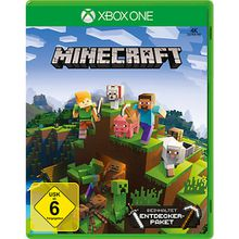 XBOX ONE Minecraft STD + Explorers Pack