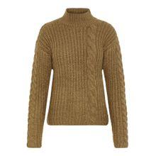 PIECES Pullover khaki