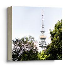 "München im Quadrat - \Olympiaturm\"""""